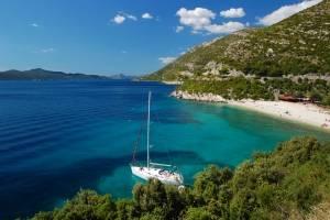 zeilvakantie kroatië met schipper