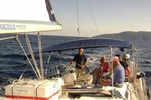 flottielje zeilen italie