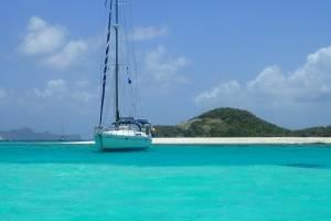 luxe zeilvakantie caribbean