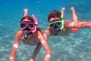 zeilen griekenland zwemmen