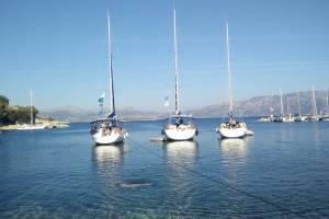 zeilvakanties middellandse zee