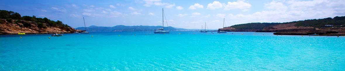 Zeilboot huren Ibiza en Mallorca