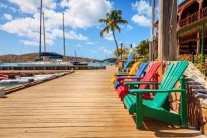 zeilen caribbean