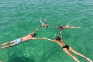 zeilen Griekenland met kinderen