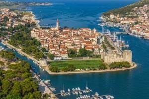 flottielje zeilen kroatie trogir