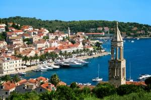 zeilen kroatie hvar en split