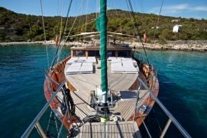 gulet kroatie
