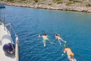 meezeilen-kroatie-snorkelen
