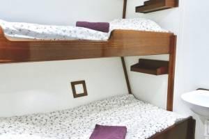 meezeilen tenerife hut slapen