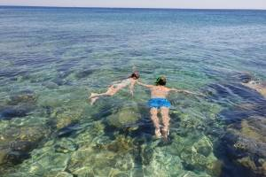flottielje zeilen griekenland-snorkelen