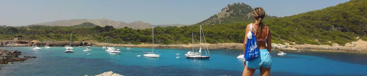 Meezeilen Mallorca en Menorca