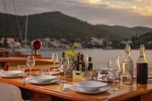 zeilen met luxe gulet in kroatie