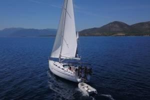 flottielje zeilen lefkas zeilboot