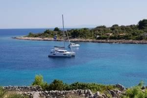 catamaran huren kroatie
