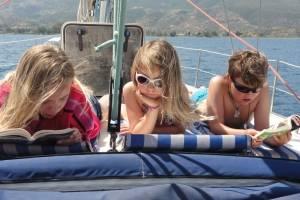 Zeilvakantie Griekenland met kinderen