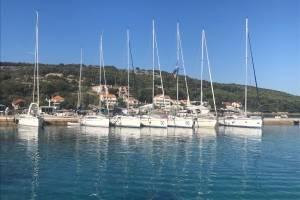 flottielje zeilen kroatie