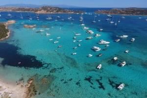 catamaran huren Sardinië