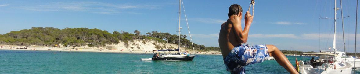 8 dagen zeilen Mallorca