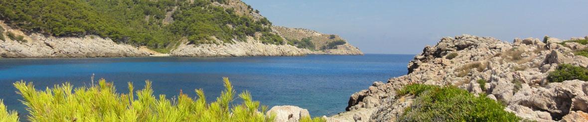 Foto's zeilen Mallorca