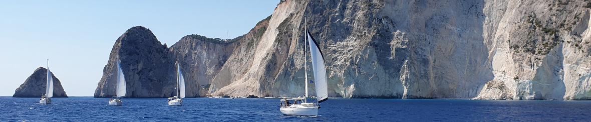 Flottielje Zeilen Lefkas: 1 weekse zeilroute flottielje en bareboat