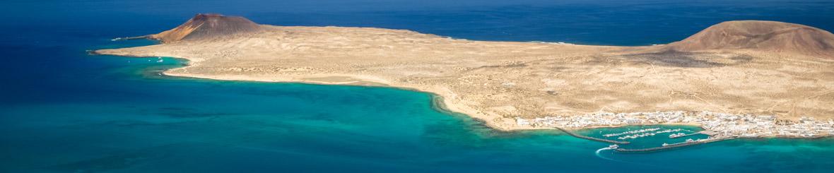 route 8 dagen Canarische eilanden Lanzarote