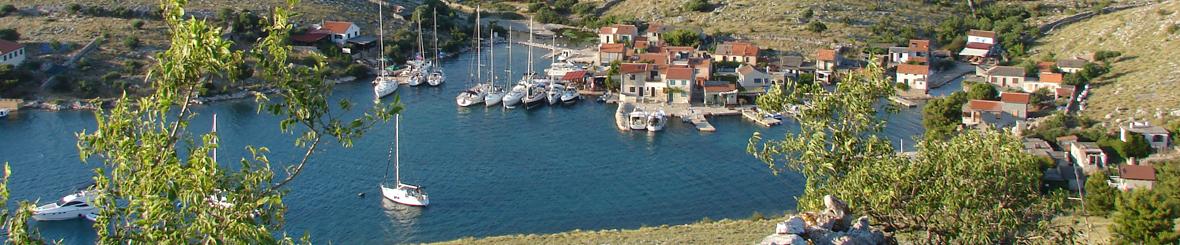 Meezeilen in Kroatië - Zeilvakantie Kroatië met schipper