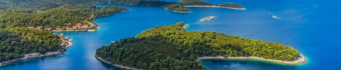 Kaarten Zeilroutes Meezeilen in Kroatië