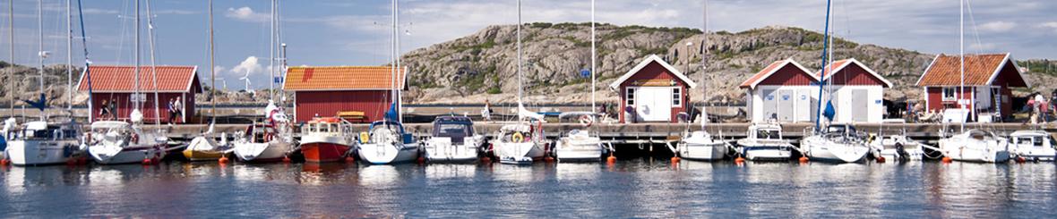 Zeilen in Zweden