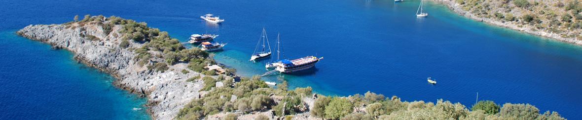 Foto's Flottielje Zeilen Turkije